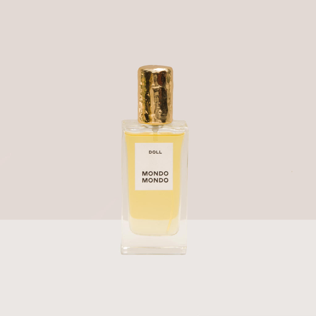 Mondo Mondo - Doll Eau de Parfum, available at LCD.