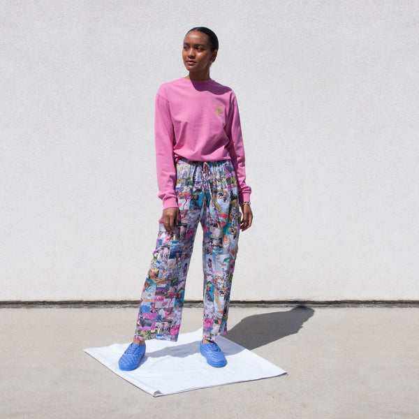 Collina Strada - Dollhouse Pant - Poster Print, available at LCD.