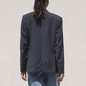 Low Classic - Double Jacket, back view, available at LCD.