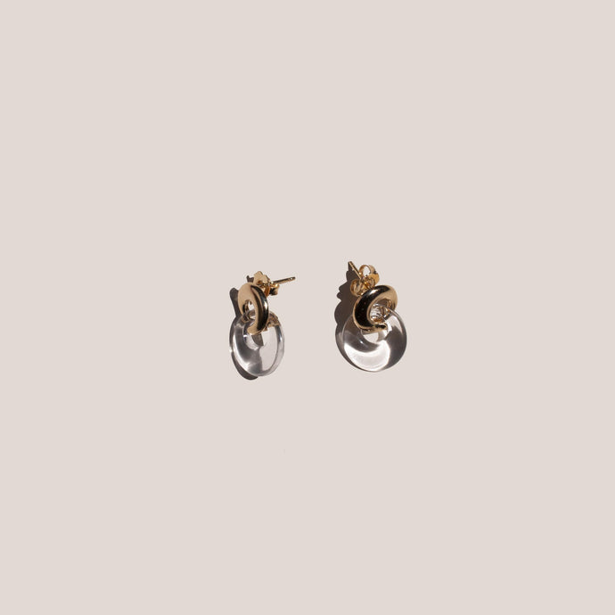 J.Hannah - Duet Earrings, available at LCD.