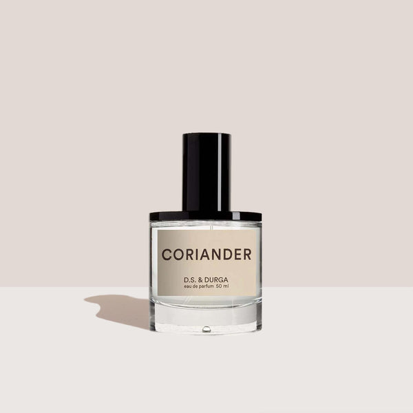 D.S. & Durga - Coriander Eau de Parfum, available at LCD.
