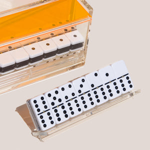 Luxe Dominoes - El Catire Domino Set, available at LCD.