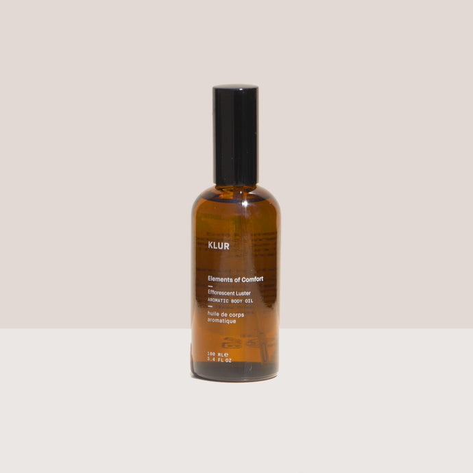 Klur - Elements of Comfort - 100ml, available at LCD.