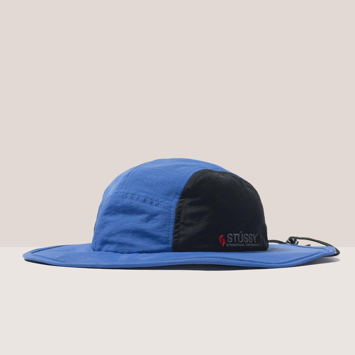 Stussy - Elm Water Sombrero - Blue, available at LCD.