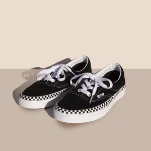 Vans - Era - Check Foxing,  available at LCD