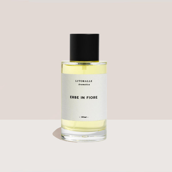 Litoralle Aromatica - Erbe In Fiore Perfume, available at LCD.