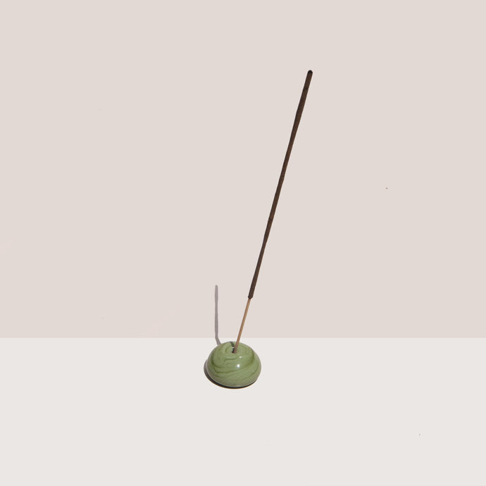Tiana Petrullo - Estate Incense Stone - Primavera, available at LCD.
