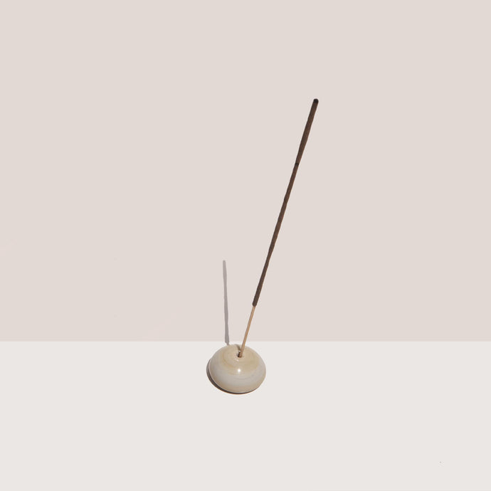 Tiana Petrullo - Estate Incense Stone - Sand, available at LCD.