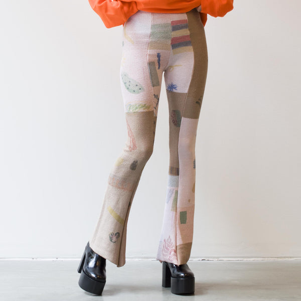 Eckhaus Latta - Filatti Pant, front view, available at LCD.