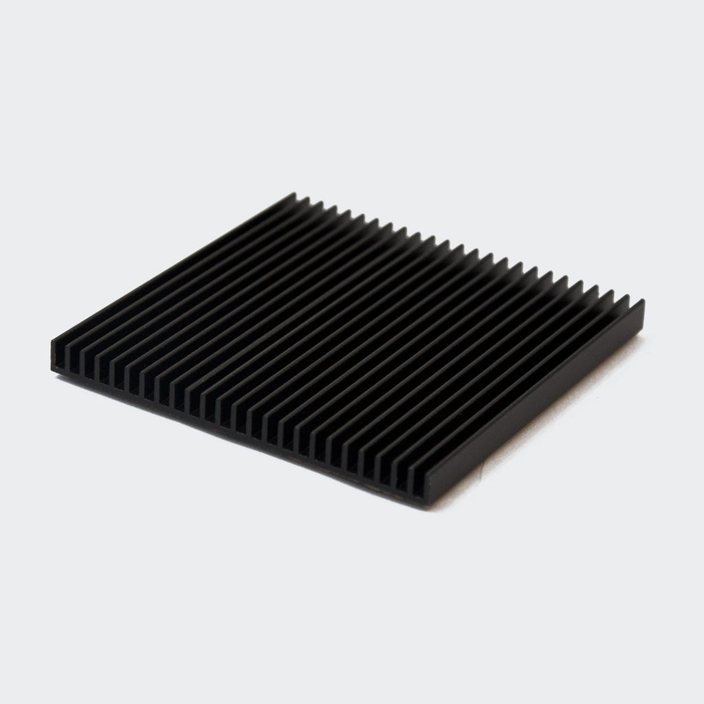 Souda - Fin Coasters - Black, available at LCD