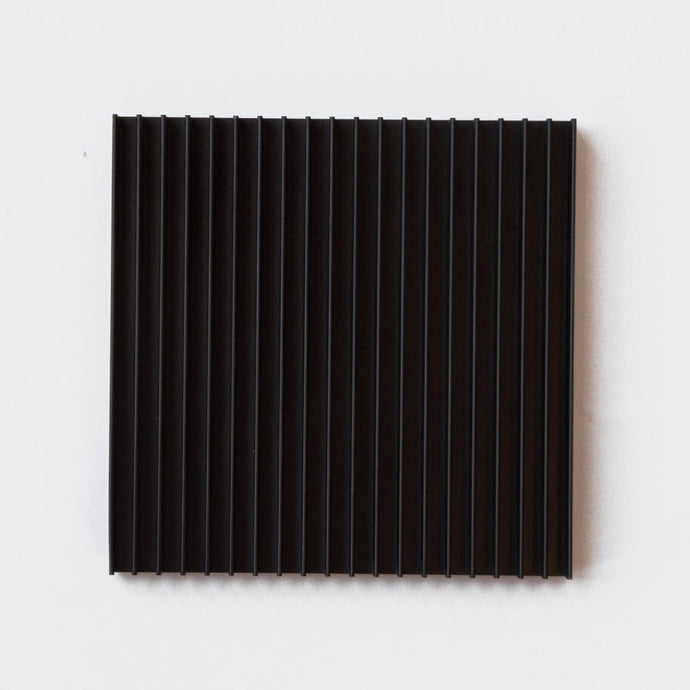 Souda - Fin Trivet - Black, available at LCD