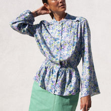 Load image into Gallery viewer, Walk of Shame - Flower Printed Blouse, available at LCD