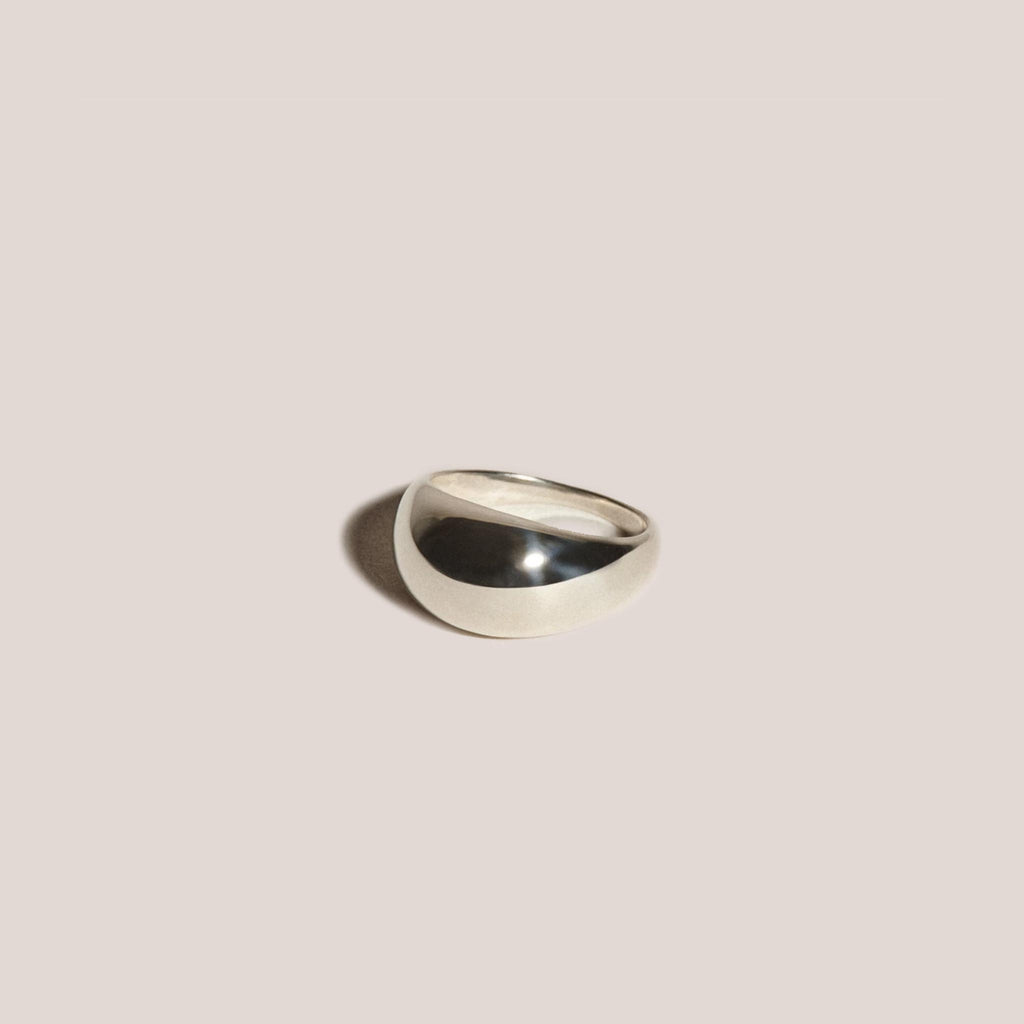 J. Hannah Jewelry - Form Ring II, available at LCD.