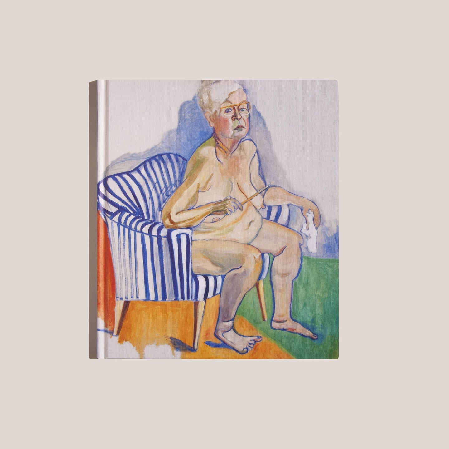 Freedom by Alice Neel, front view, available at LCD.