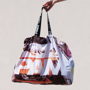 Perks and Mini - Get Away Large Nylon Tote, available at LCD.