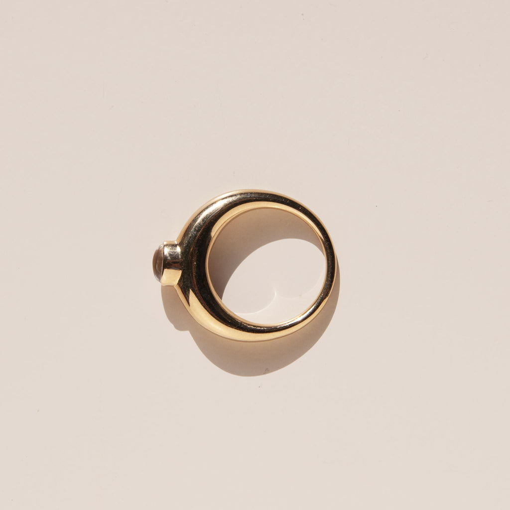 J. Hannah - Glacé Ring I, aerial view, available at LCD.