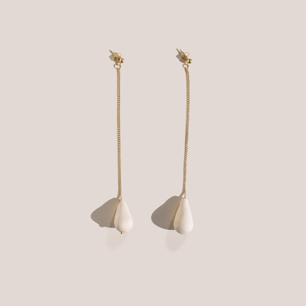 Eny Lee Parker - Gota Earrings, available at LCD.