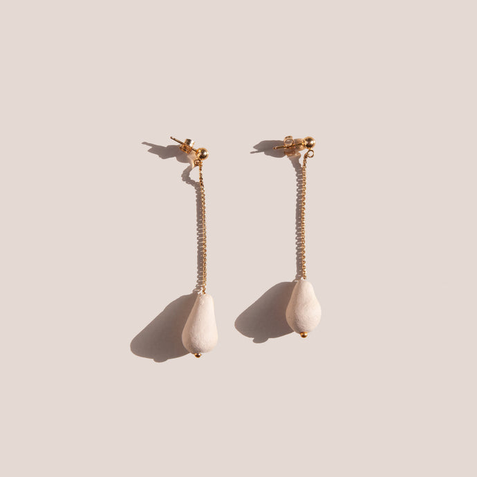 Eny Lee Parker - Gota Short Earrings, sold as a pair at LCD.