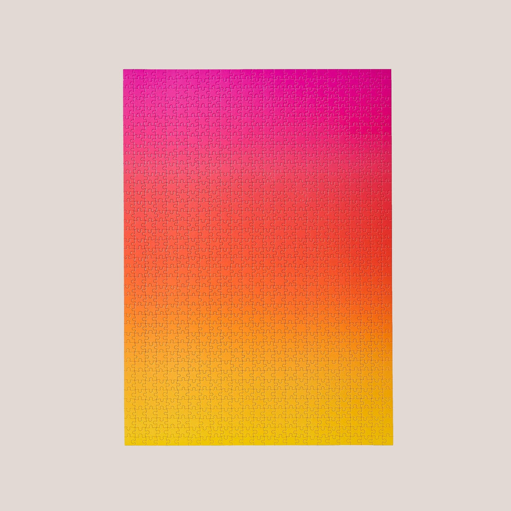 Areaware - Gradient Puzzle, available at LCD.