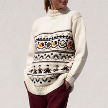 Load image into Gallery viewer, Ganni - Hand Knit Oversized Sweater, front view, available at LCD.