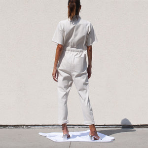Rachel Comey - Handy Jumpsuit, back view, available at LCD.