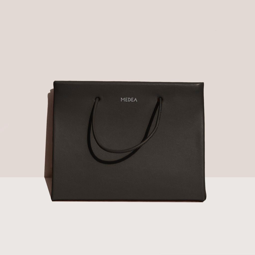 Medea - Medea Hanna Bag - Black, front view, available at LCD.