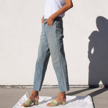 Load image into Gallery viewer, Simon Miller - High Rise Skinny Crop Denim, available at LCD
