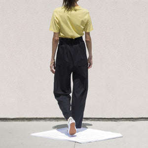 Low Classic - High Waist Pants, back view, available at LCD.