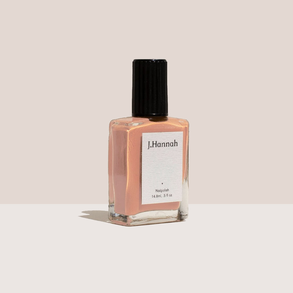 J. Hannah Nail Polish - Himalayan Salt, available at LCD.