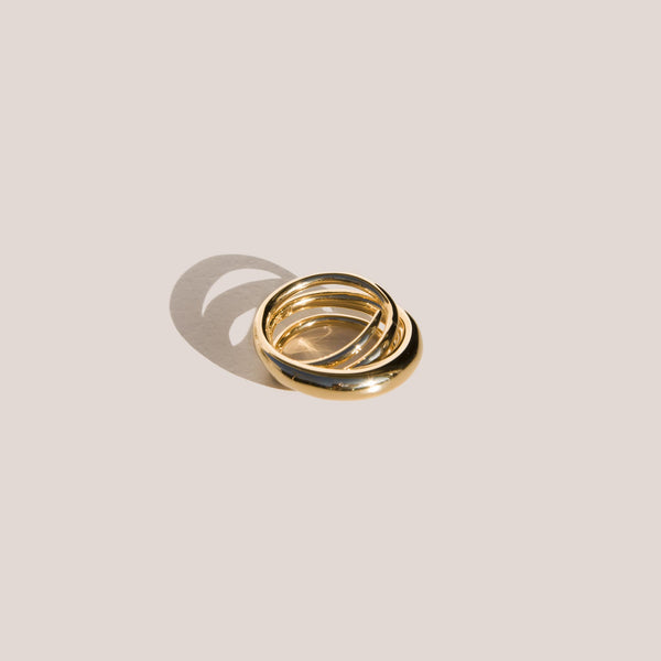 Charlotte Chesnais - Hurly Burly Ring, available at LCD.