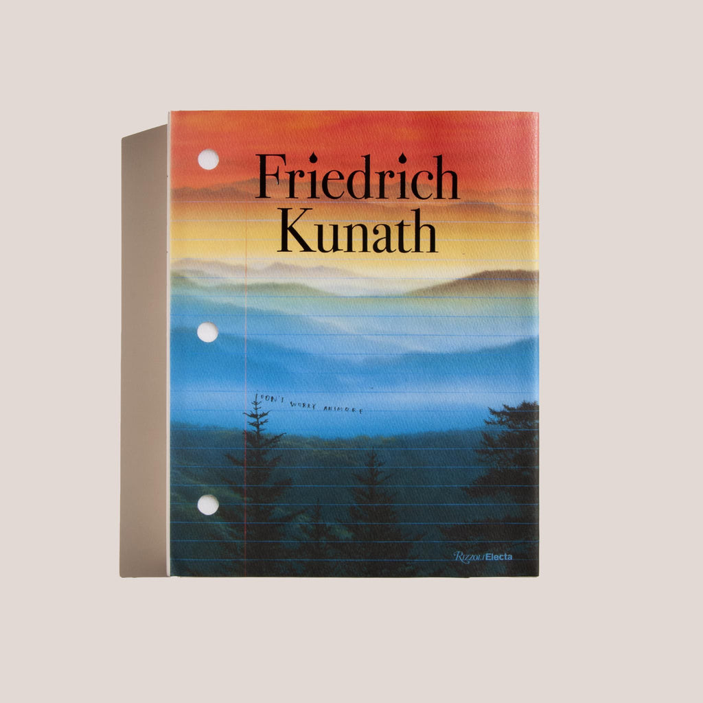 I Don't Worry Anymore by Friedrich Kunath, front cover, available at LCD.