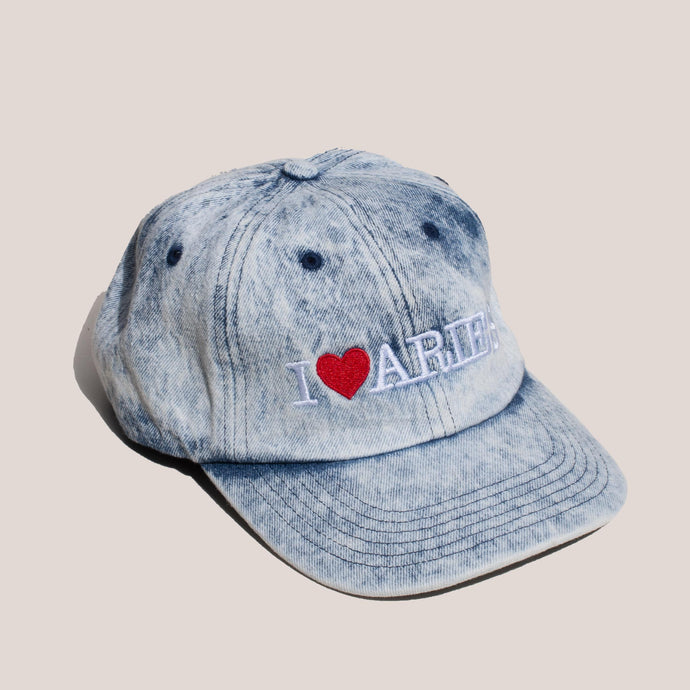 I Heart Aries Cap