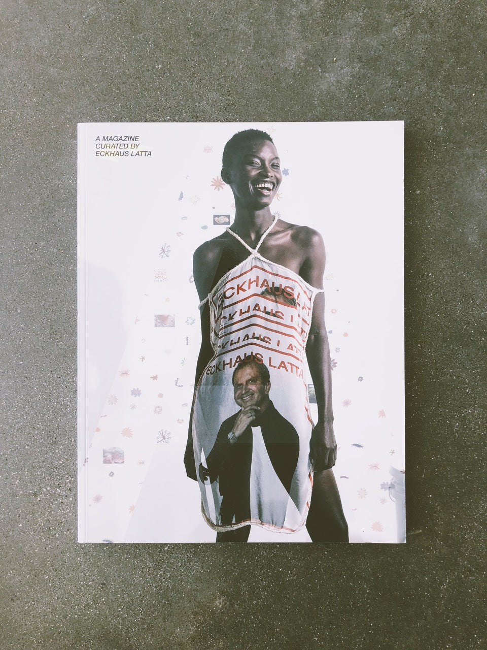 A Magazine Curated By, The Eckhaus Latta Edition available at LCD