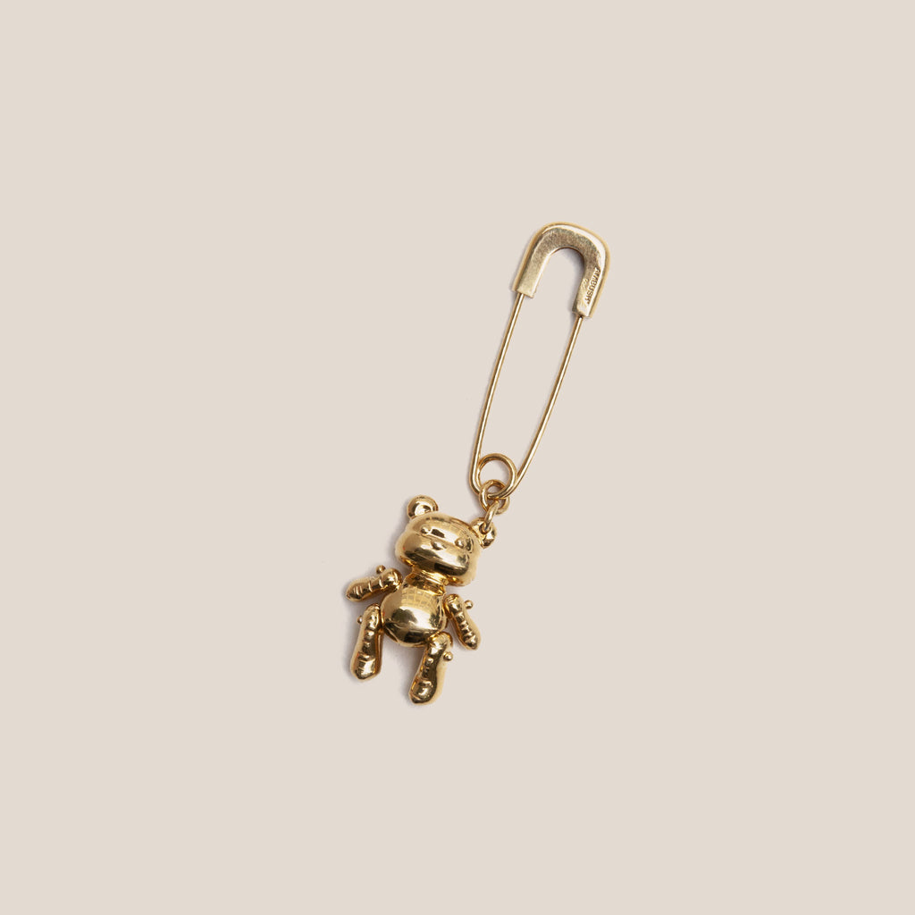 Ambush - Inflated Teddy Bear Earring, available at LCD.