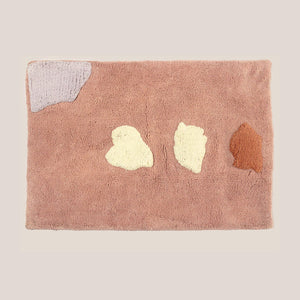 Cold Picnic - Islands Bathmat, available at LCD.