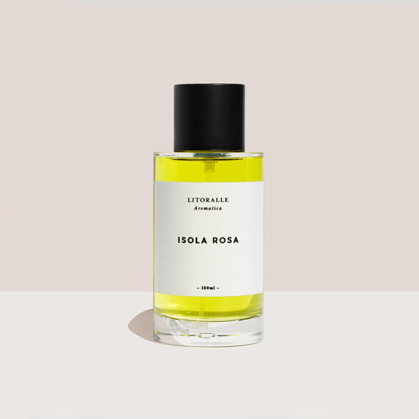 Litoralle Aromatica - Isola Rosa Perfume, available at LCD.