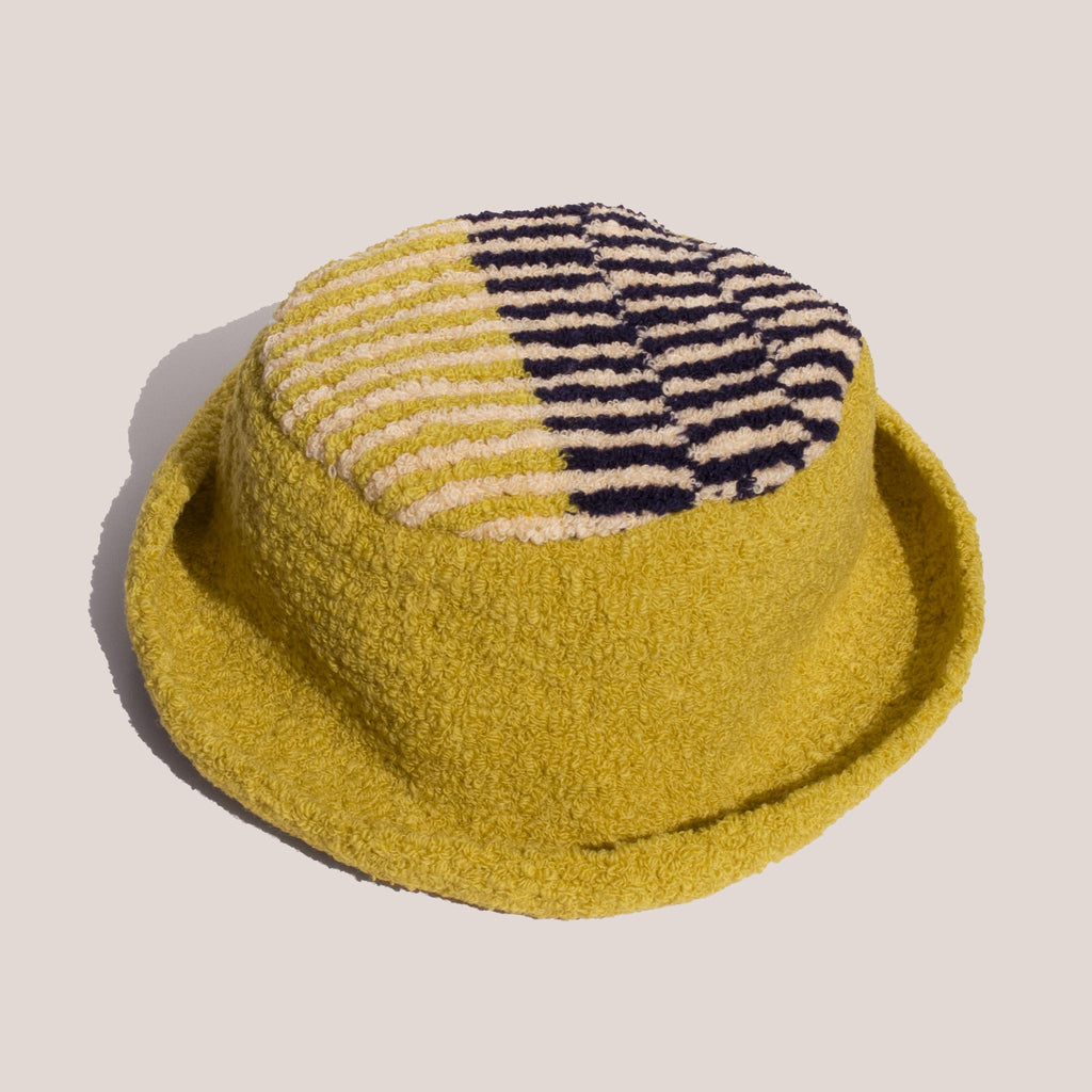 Eckhaus Latta - Jerome Hat in Tuscan Sun, aerial view.