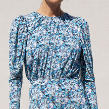 Load image into Gallery viewer, Rotate by Birger Christensen - Jersey Midi Dress, front view, available at LCD.