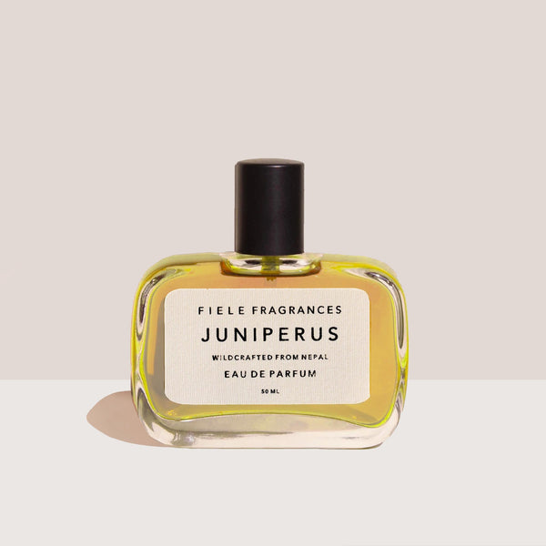 Fiele Fragrances - Juniperus Eau De Parfum, available at LCD.