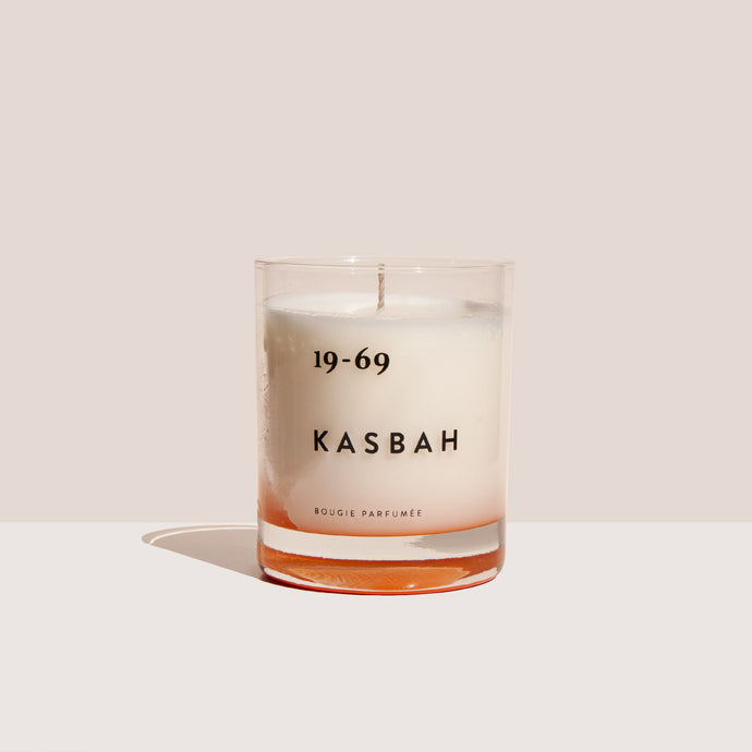 19-69 - Kasbah Bougie Parfumée, front view, available at LCD.
