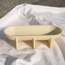 Load image into Gallery viewer, Fort Standard - Large Standing Bowl - Cream, available at LCD