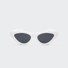 Load image into Gallery viewer, Adam Selman x Le Specs - The Last Lolita Sunglasses - White, available at LCD