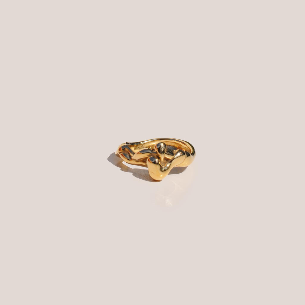 Faris - Lava Ring, available at LCD.