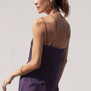 1017 Alyx 9SM - Lily Slip Dress, back detail, available at LCD.