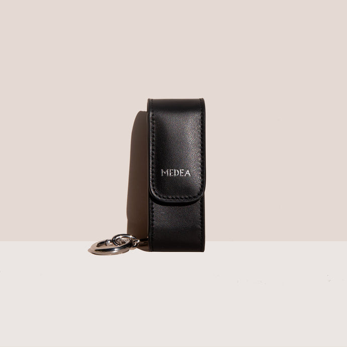 Medea - Lipstick Case - Black, available at LCD.