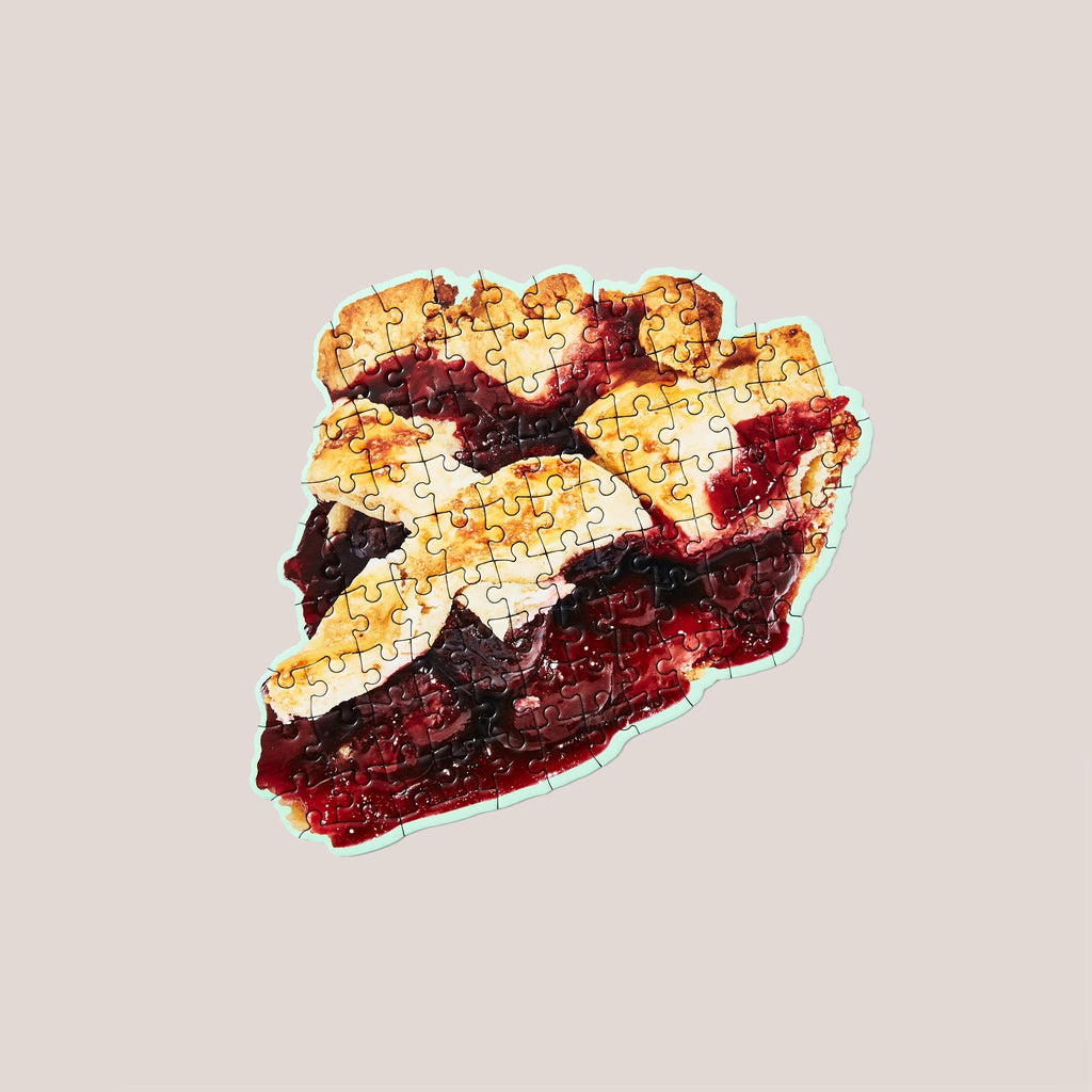 Areaware - Little Puzzle Thing - Cherry Pie, available at LCD.
