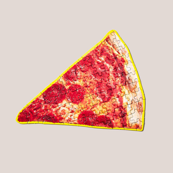 Areaware - Little Puzzle Thing - New York Slice, available at LCD.