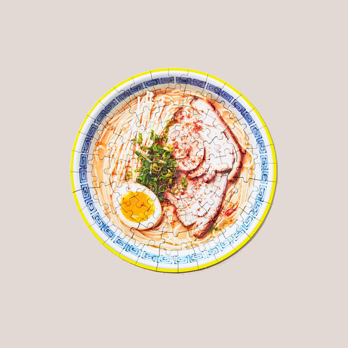 Areaware - Little Puzzle Thing - Tonkotsu Ramen, available at LCD.