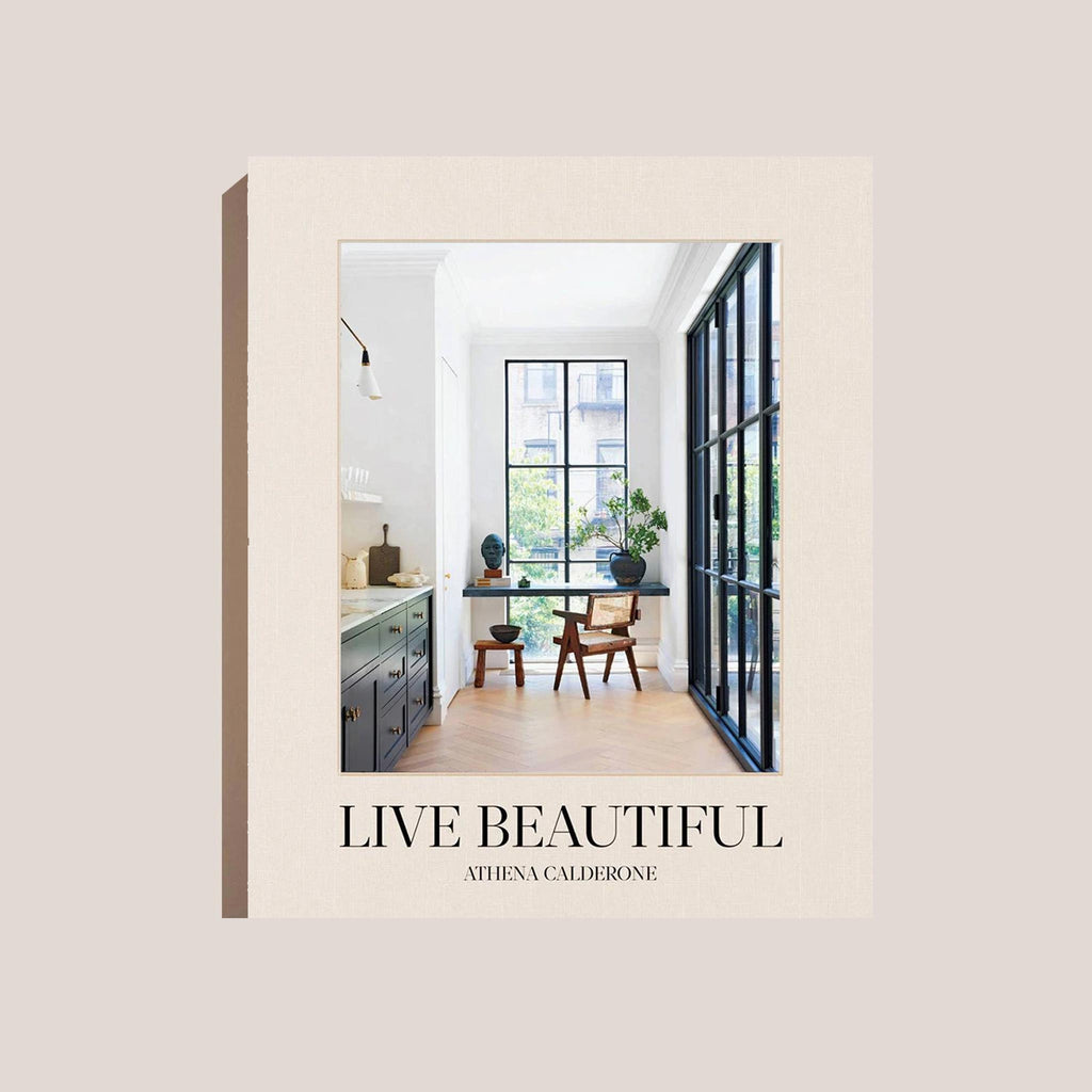 Live Beautiful by Athena Calderone, available at LCD.