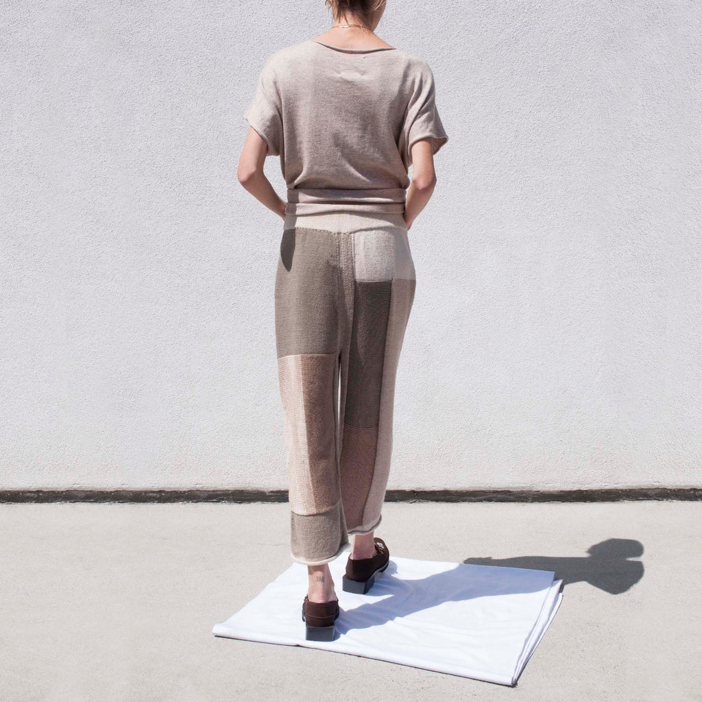 Lauren Manoogian - Log Cabin Pants, available at LCD.
